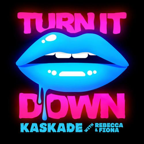 Album Art - Turn It Down (with Rebecca & Fiona)