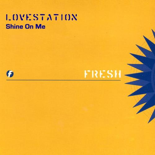 Album Art - Shine On Me (Remixes)