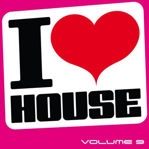 Album Art - I Love House Volume 9