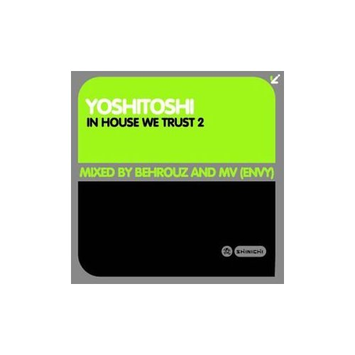 Album Art - Yoshitoshi In House We Trust 2