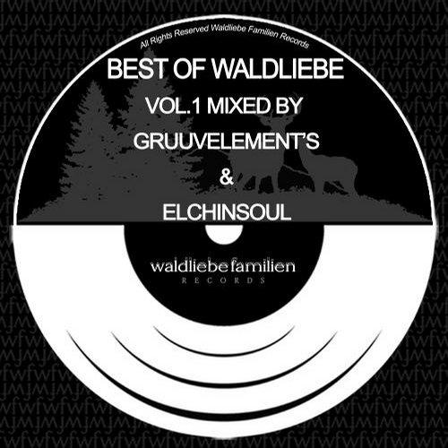 Album Art - Best of Waldliebe Familien, Vol. 1