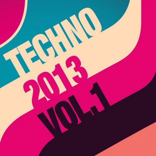 Album Art - Techno 2013-01