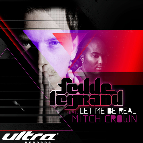 Album Art - Let Me Be Real