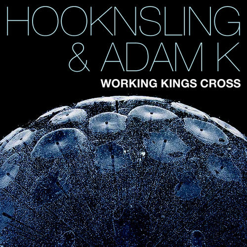 Album Art - Working Kings Cross