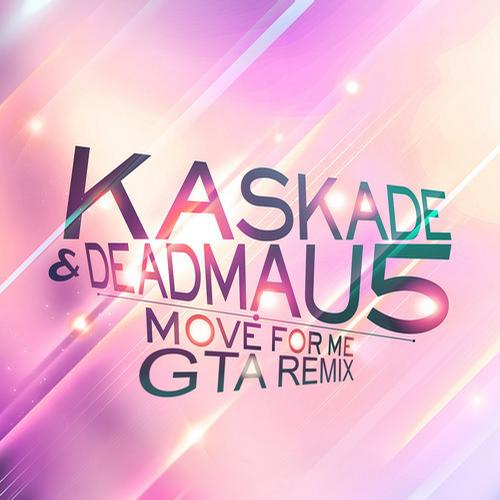 Album Art - Move for Me - GTA Remix
