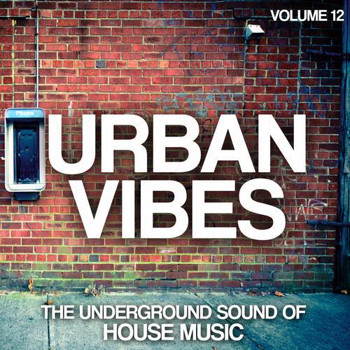 Album Art - Urban Vibes - The Underground Sound Of House Music Vol. 12