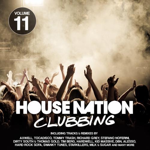 Album Art - House Nation Clubbing Volume 11