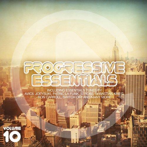 Album Art - Progressive Essentials Vol. 10