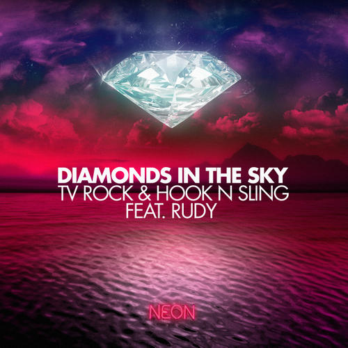 Album Art - Diamonds In The Sky - Remixes
