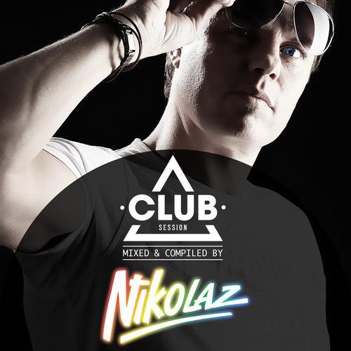 Club Session Presented By Nikolaz Album Art