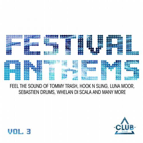 Festival Anthems Volume.2 Album Art
