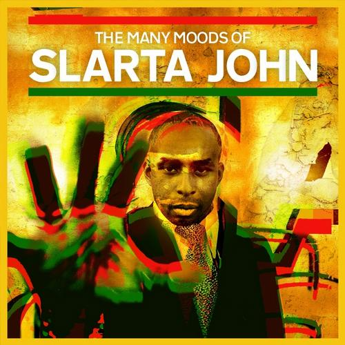 Album Art - The Many Moods of Slarta John