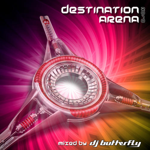 Album Art - Destination Arena 2010