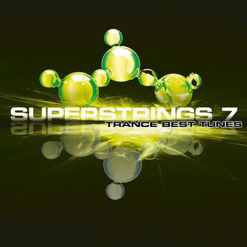 Album Art - Superstrings 7 - Trance Best Tunes
