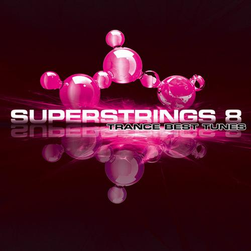 Album Art - Superstrings 8 - Trance Best Tunes
