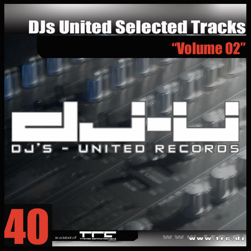 Album Art - DJs United Selected Tracks Volume 02
