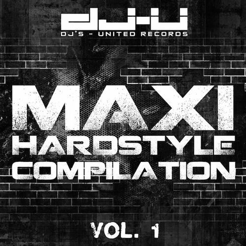 Album Art - Maxi Hardstyle Compilation Vol. 1