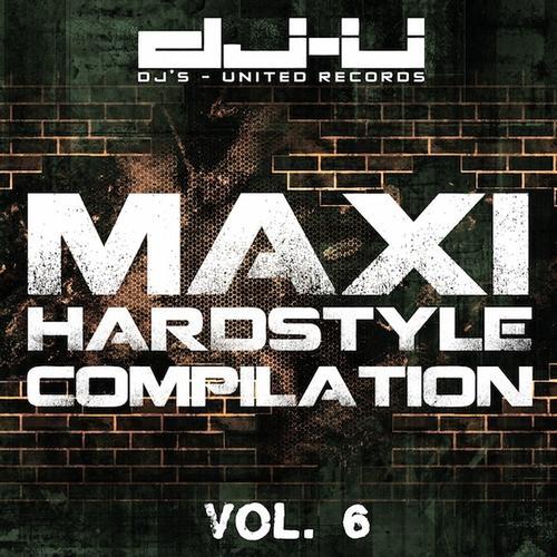 Album Art - Maxi Hardstyle Compilation Vol. 6