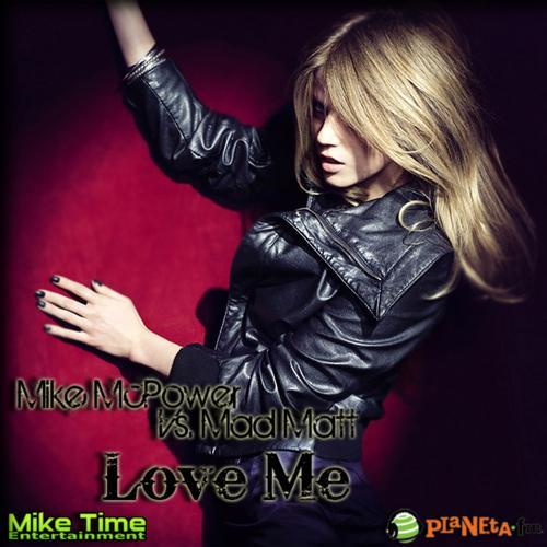 Album Art - Love Me