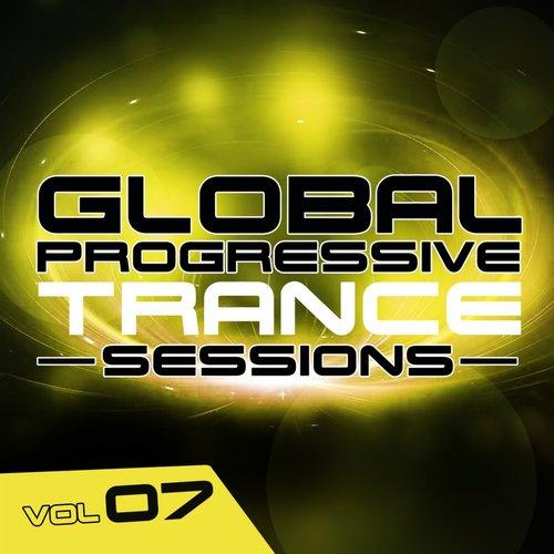 Album Art - Global Progressive Trance Sessions Vol. 7