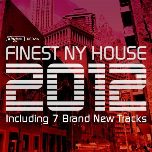 Album Art - Finest NY House 2012