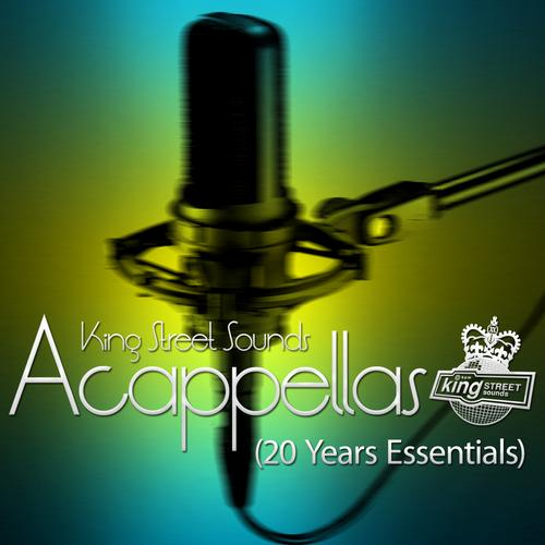 King Street Sounds Accapellas (20 Years Essentials) Album Art