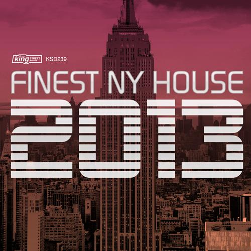 Album Art - Finest NY House 2013 Beatport Edition (incl. 2 Unreleased Tracks)
