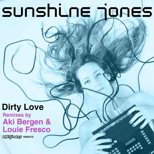 Album Art - Dirty Love