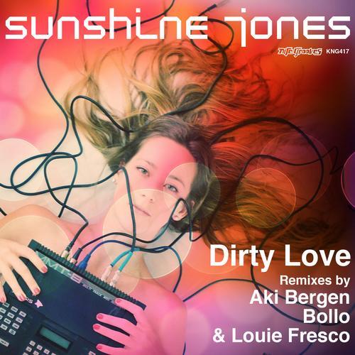 Album Art - Dirty Love (All Mixes)