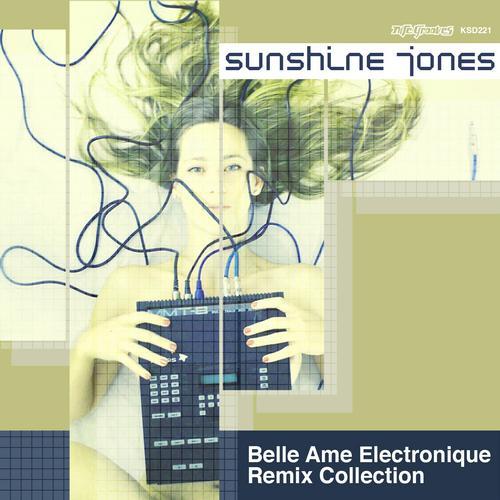 Album Art - Belle Ame Electronique Remix Collection