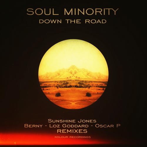 Album Art - Down The Road (Incl Sunshine Jones Remix)