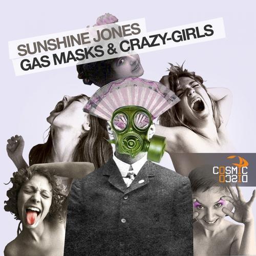 Album Art - Gas Masks & Crazy-Girls
