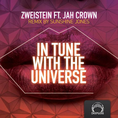 Album Art - In Tune With the Universe EP (feat. Jah Crown)
