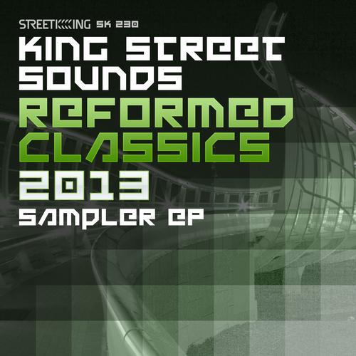Album Art - King Street Sounds Reformed Classics 2013 Sampler EP