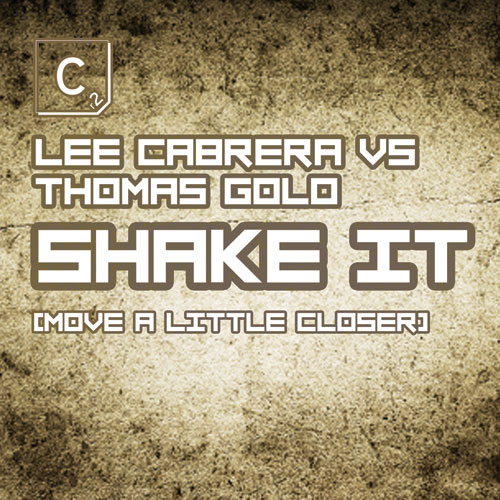 Album Art - Shake It (Move A Little Closer)