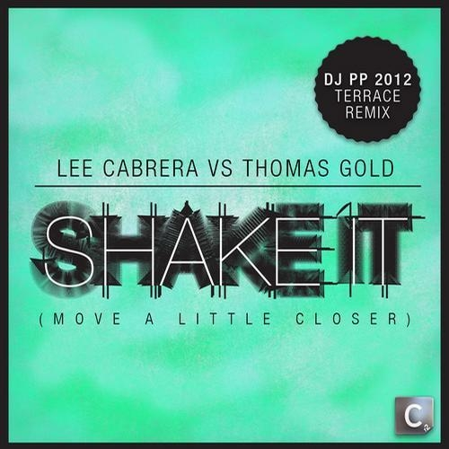 Album Art - Shake It (Move A Little Closer) - DJ PP 2012 Terrace Mix
