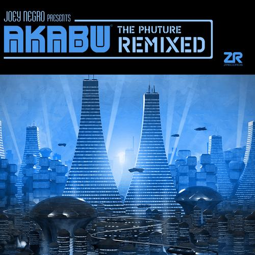 Album Art - Joey Negro Presents Akabu - The Phuture Remixed