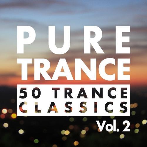 Album Art - PURE TRANCE, Vol. 2 - 50 Trance Classics