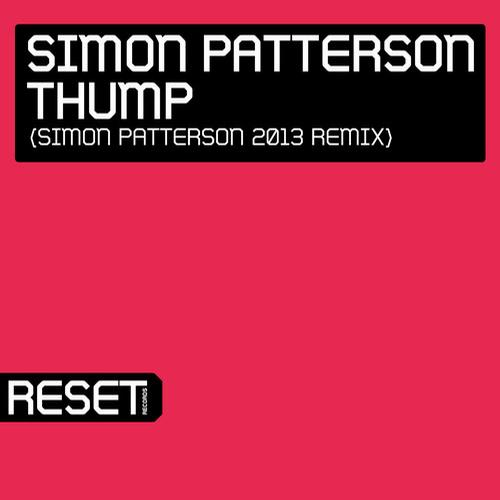 Album Art - Thump (Simon Patterson 2013 Remix)