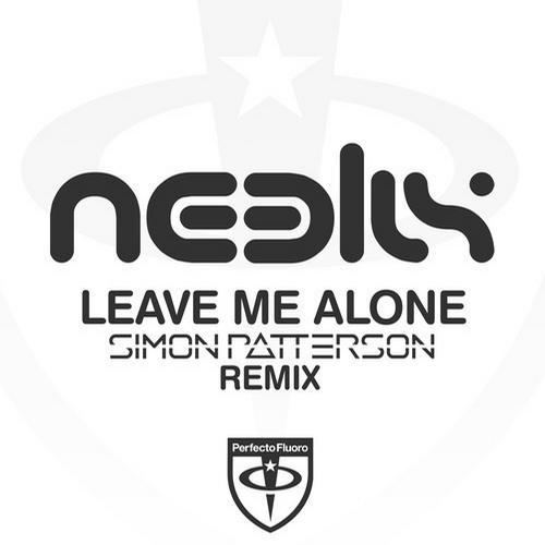Leave Me Alone - Simon Patterson Remix Album Art