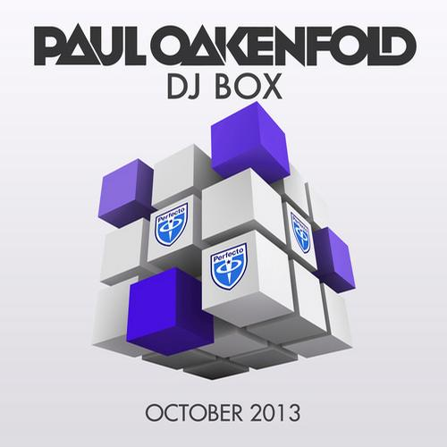 Album Art - DJ Box - October 2013