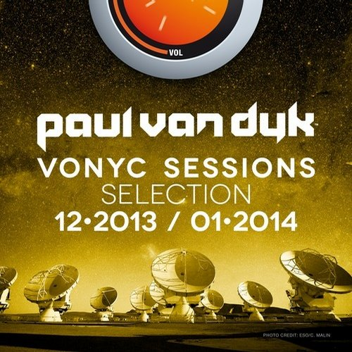 Album Art - VONYC Sessions Selection 2013-12 / 2014-01