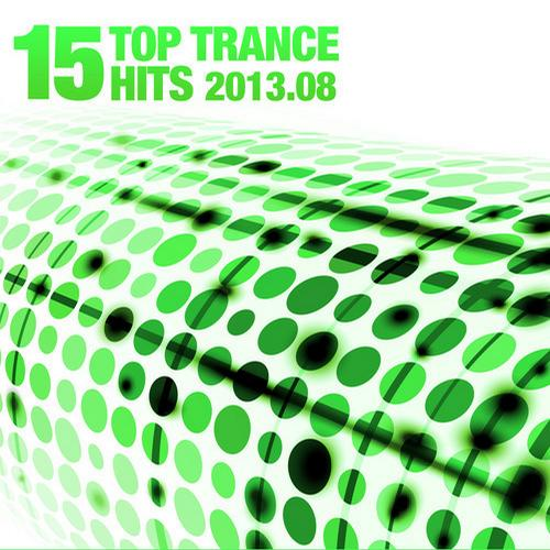 Album Art - 15 Top Trance Hits 2013.08