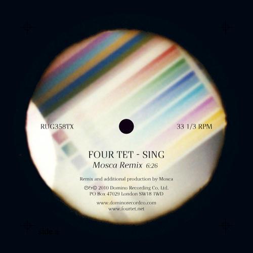 Album Art - Sing - Remixes