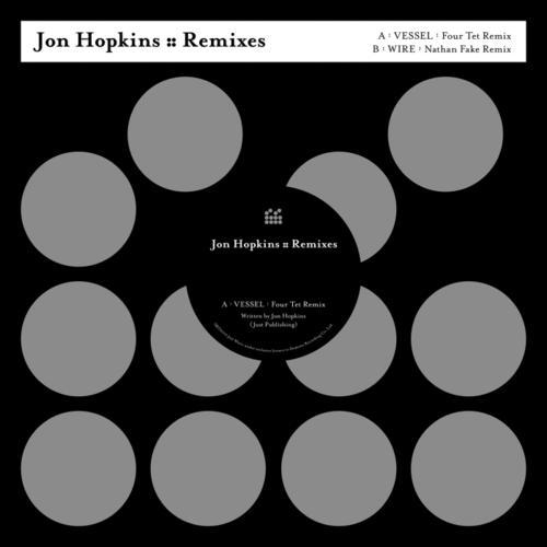 Album Art - Jon Hopkins Remixes 12