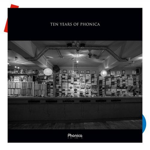 Album Art - Ten Years Of Phonica