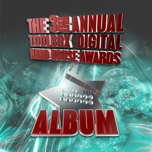 Hard House Awards - The Album Album Art
