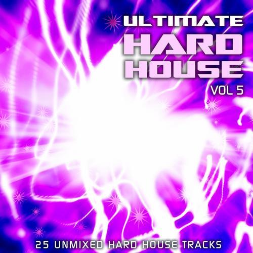 Album Art - Ultimate Hard House Vol 5
