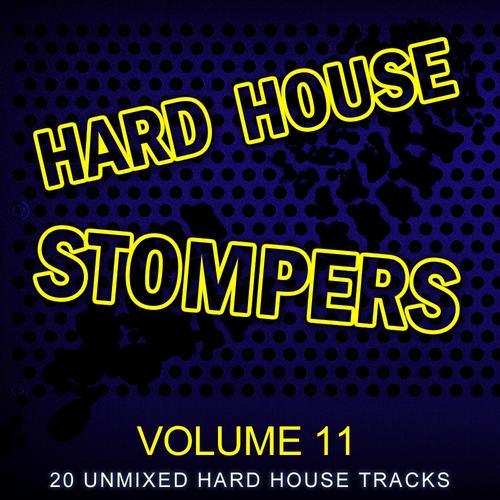 Album Art - Hard House Stompers Volume 11