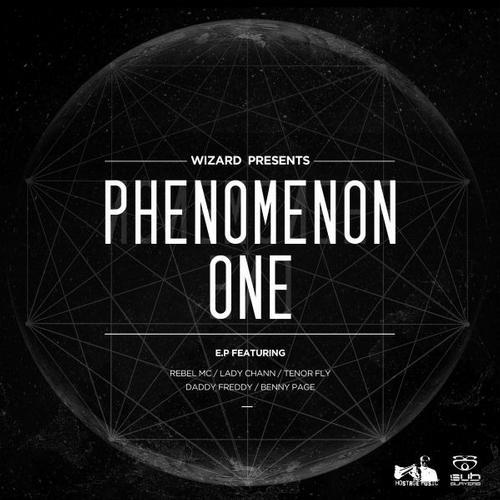 Album Art - Phenomenon One  The EP